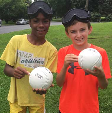 Youth Beep Baseball